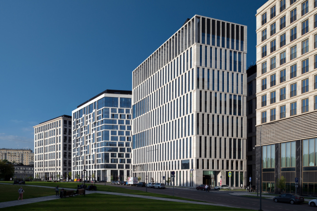 Многофункциональный комплекс «ВТБ Арена Парк»