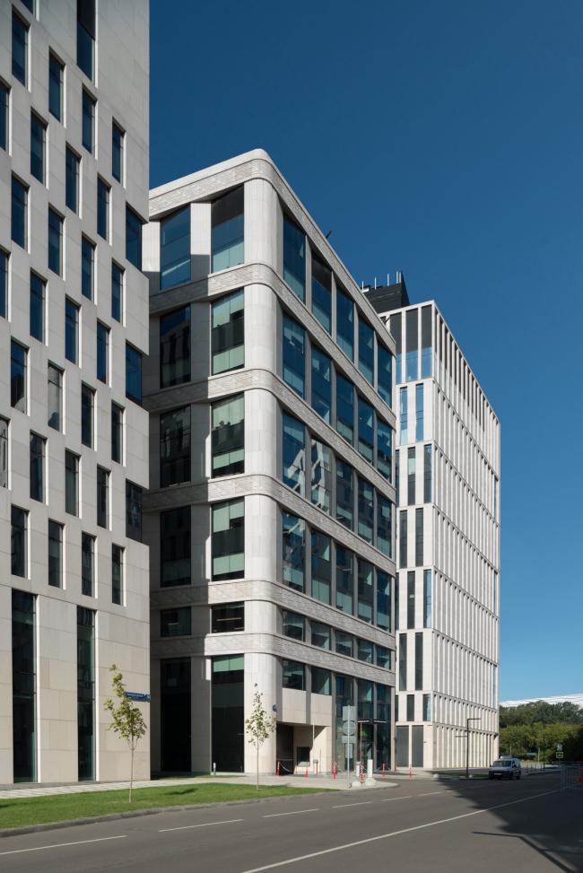 Многофункциональный комплекс «ВТБ Арена Парк», 4 корпус, офисный