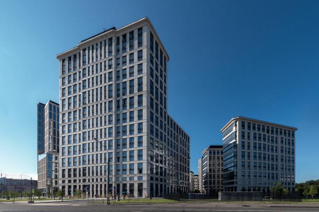 Многофункциональный комплекс «ВТБ Арена Парк», 12 корпус