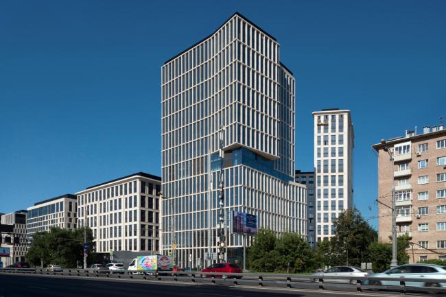 Многофункциональный комплекс «ВТБ Арена Парк», корпус 12, офисный