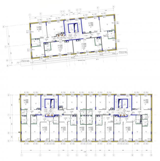 План 7-го этажа. ЖК Veren Place