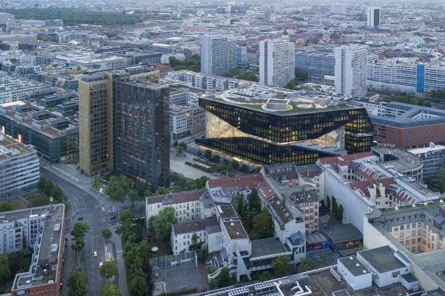 Здание издательского дома Axel Springer