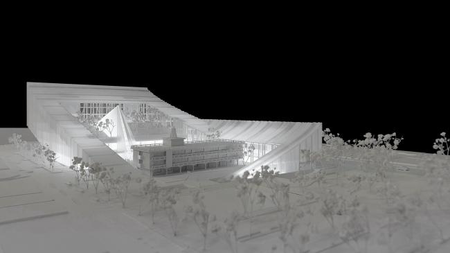 Новая ратуша Чхонджу