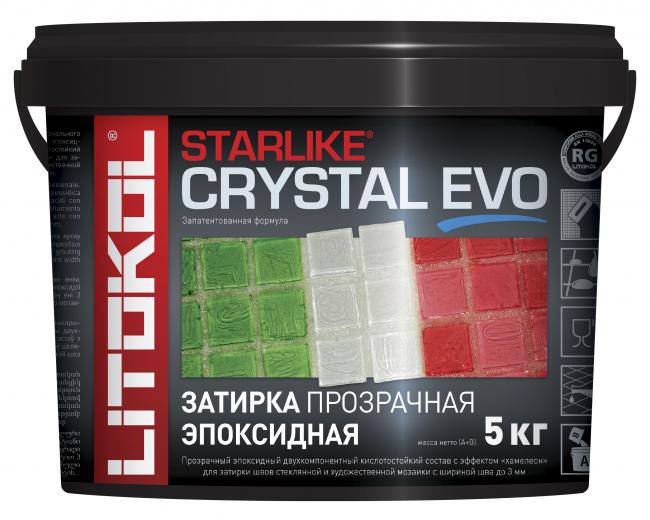 Затирочный состав Starlike Crystal EVO