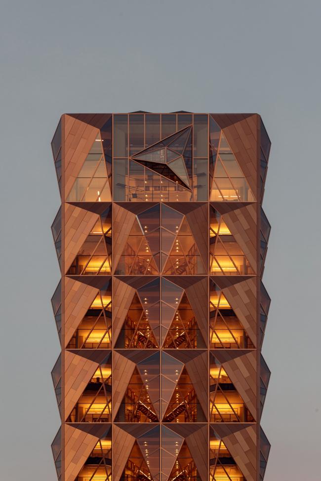 Штаб-квартира «Русской медной компании»