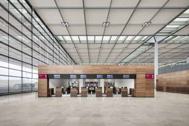Аэропорт Берлин-Бранденбург
