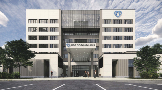Поликлиника в Строгино
