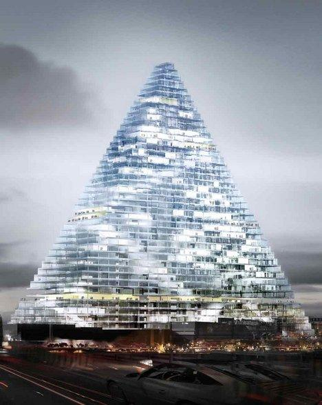 Башня Unibail
