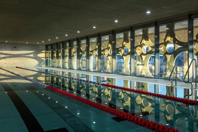 Дворец водных видов спорта «Лужники»
