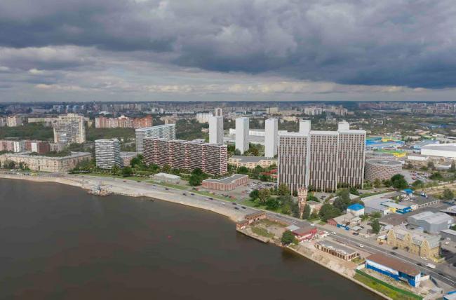 ЖК на Октябрьской