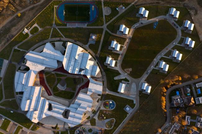 Образовательный комплекс «Точка будущего», Иркутск. Cebra & UNK project