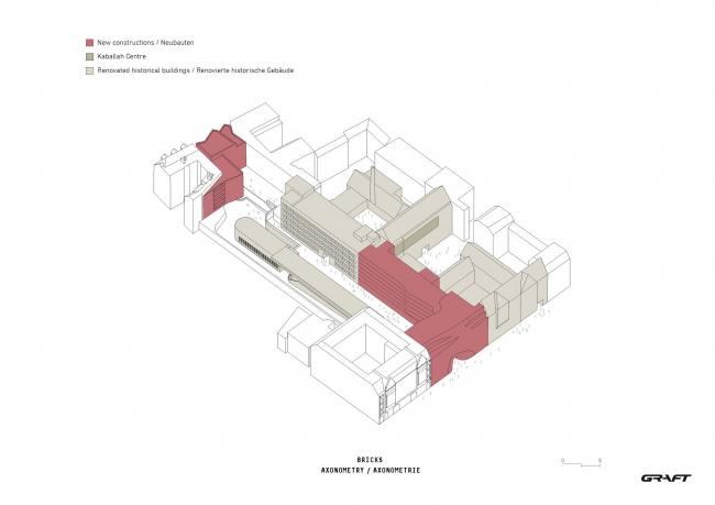 Комплекс Bricks Berlin Schöneberg