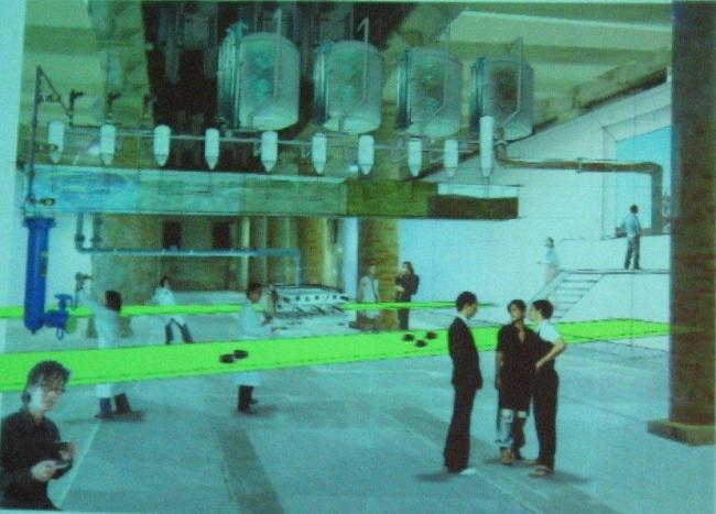 Проект для Венецианской биеннале