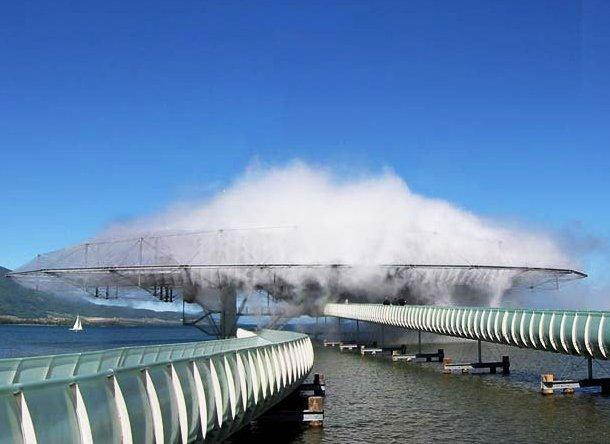 Проект Blur («Облако»), Швейцария