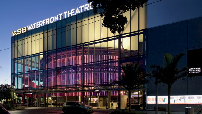 Театр ASB Waterfront в Окленде, Новая Зеландия