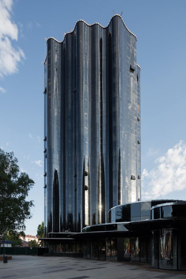 Башня «Татнефть»
