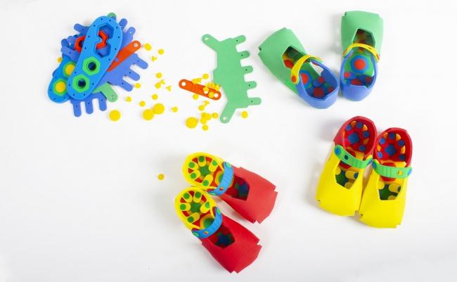 Конкурсный проект «Обувь-конструктор для детей»