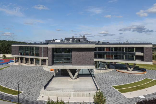 Школа Wunderpark. ARCHSTRUKTURA