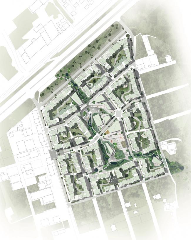 План проекта. Arena Park