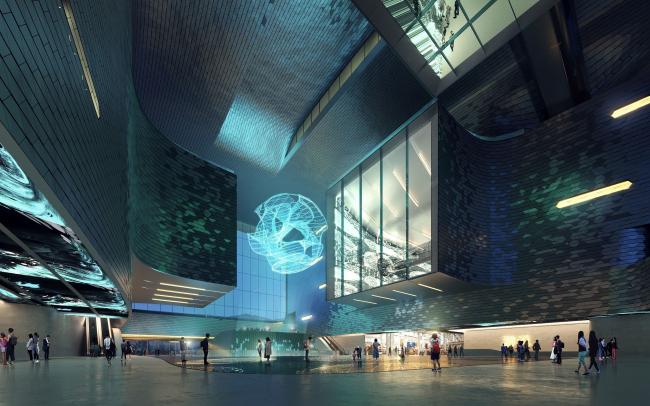 Шэньчжэньский музей науки и технологии