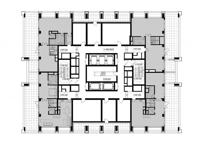 52 этаж. Корпус 2