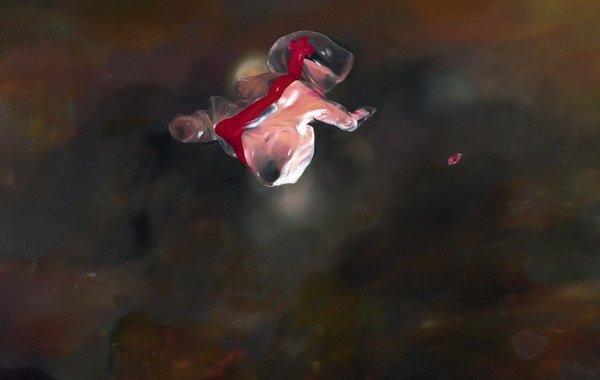 Ода Жон. Без названия. 2008. Выставка «Выносимая легкость бытия»