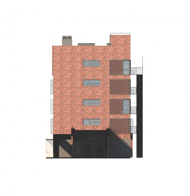 Дом «Пароход»