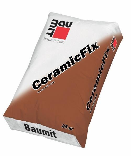 Плиточный клей Baumit Ceramic Fix