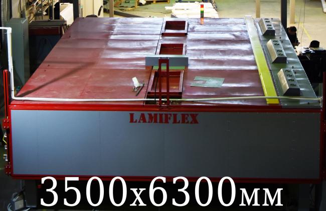 Печи для производства Джамбо-триплекса 3х6 м.