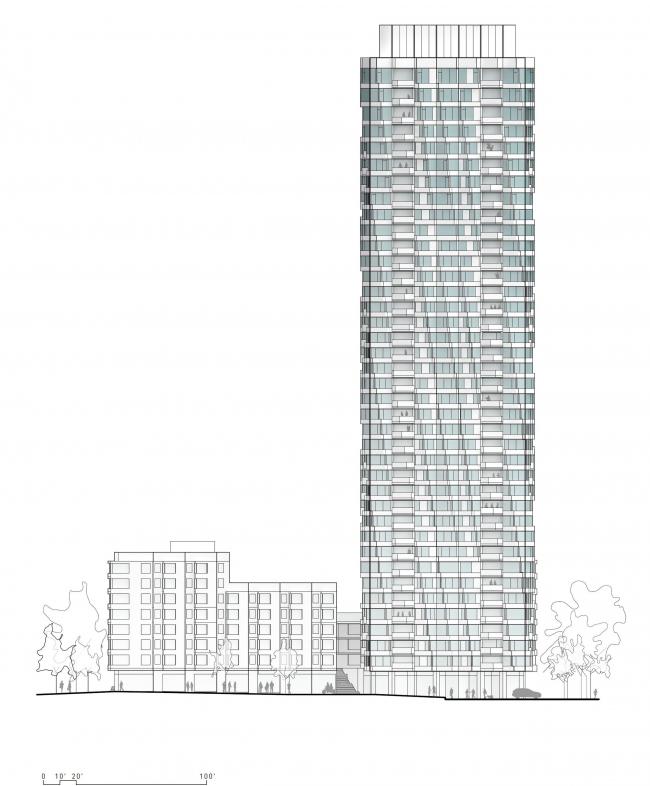 Башня MIRA