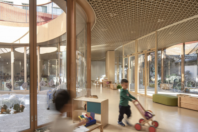 Детский сад «Юэчэн»