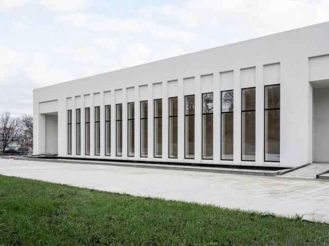 Крематорий в Воронеже