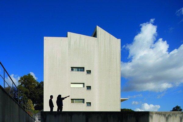 Архитектурный факультет Университета Порто. 1986-1996