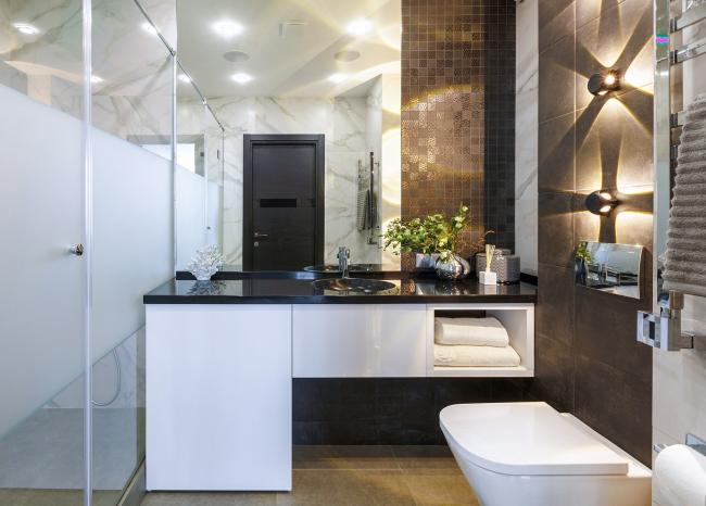 Ванные комнаты. Специальный приз