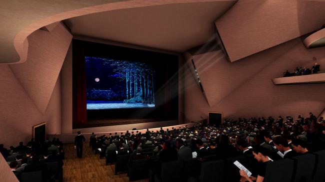 Музейный и театральный комплекс в Кемерове