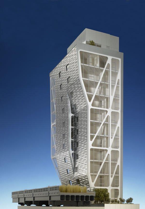 Башня HL23