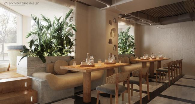 Ресторан современной мексиканской кухни tacobar