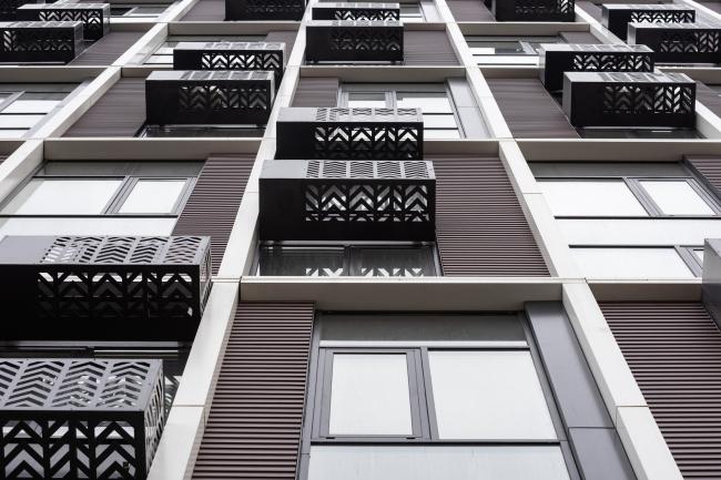 Комплекс апартаментов Story