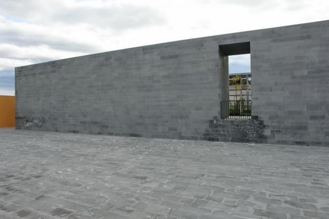 Кладбище Сан-Микеле - реконструкция. Фотография © Нина Фролова