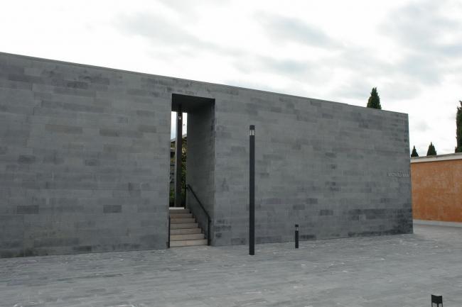 Кладбище Сан-Микеле - реконструкция © Нина Фролова