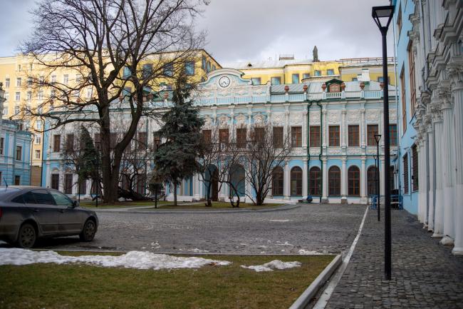 Дом Орлова-Денисова, XVIII век (улица Большая Лубянка, дом 14, строение 3)