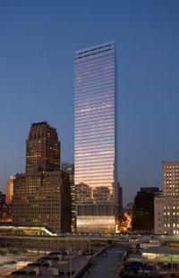 52-этажный небоскреб Седьмого номера ВТЦ, Нью-Йорк, 2002-2006