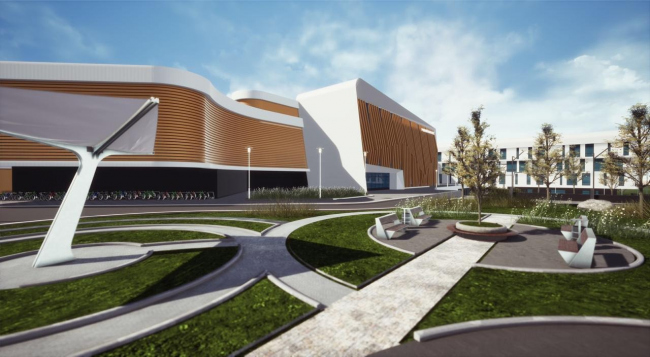 Общеобразовательный комплекс «Школа 800», Нижний  Новгород