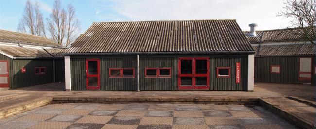 Школа Лангеберга до реконструкции