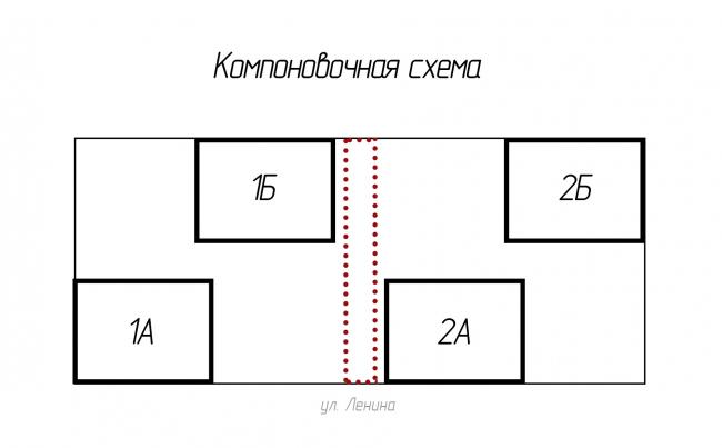 Расположение комплекса дарит богатые видовые характеристики. Именно поэтому жилые секции расположены в шахматном порядке. Фасады образуют единый фронт по периметру квартала. Жилой комплекс «Аристократ»