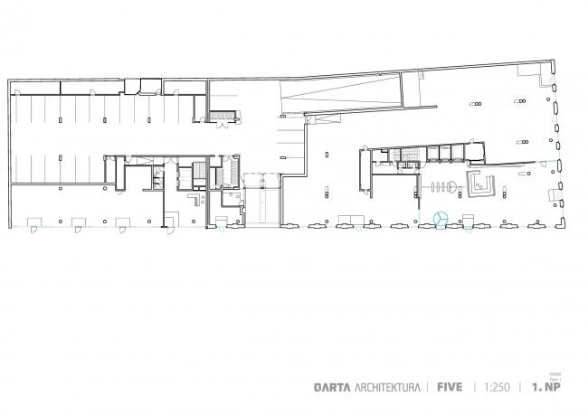 Офисный комплекс Five