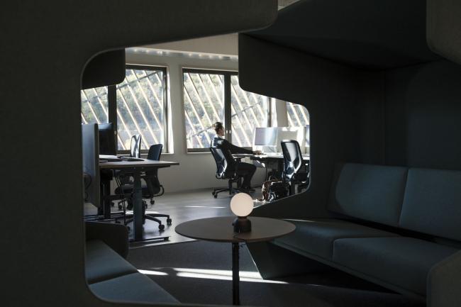 Офисное здание Powerhouse Telemark