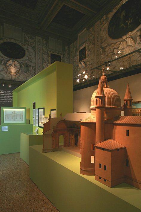 Вид экспозиции. Фото Pino Guidolotti - CISA A. Palladio