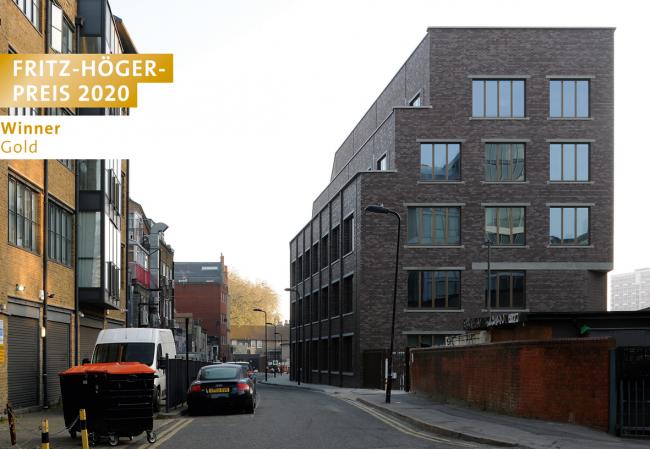 Бизнес-центр Brickfields в Лондоне