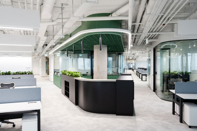 Moscow office of BNP Paribas Technology